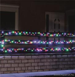 Home Színes LED-es fényfüzér 100db 7m (KKL 100/M)