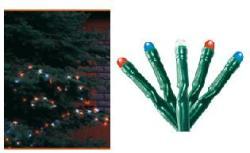 Home Színes LED-es fényfüzér 100db (KKL 108/M)
