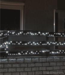 Home Hidegfehér LED-es fényfüzér 200db 14,5m (KKL 200/WH)