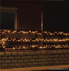 Home Melegfehér LED-es fényfüzér 500db 35m (KKL 500/WW)