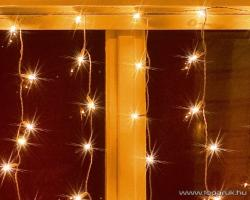 Home Fehér fényfüggöny 50db (KAF 50)