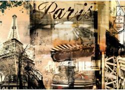 Ravensburger Párizs anno 1000 db-os