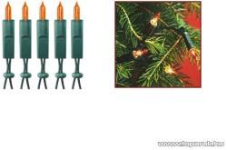 Home Terrakotta hagyományos izzós fényfüzér 100db (KI 100/TC)