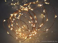 Home Melegfehér LED-es fényfüzér köteg 80db 7,9m (ML 80/WW)