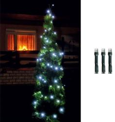 Home Hidegfehér LED-es fényfüzér 8prg 100db 7m (LED 108/WH)
