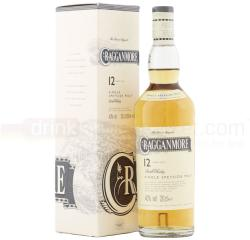 CRAGGANMORE 12 Years Whiskey 0,2L 40%