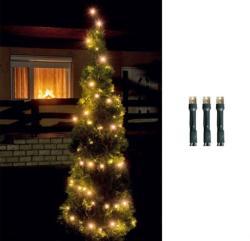 Home Melegfehér LED-es fényfüzér 8prg 200db 14m (LED 208/WW)