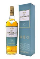 THE MACALLAN 15 Years Fine Oak Whiskey 0,7L 43%