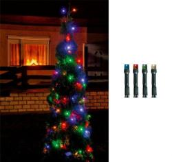 Home Színes LED-es fényfüzér 8prg 200db (LED 208/M)