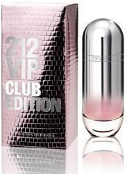 Carolina Herrera 212 VIP Club Edition EDP 80ml