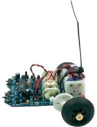 DLR Asuro ARX-03 USB programozható robot