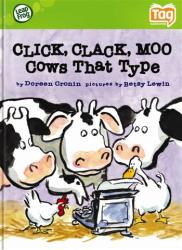 LeapFrog Tag: Click Clack Moo - Carte interactiva (LEAP39027)