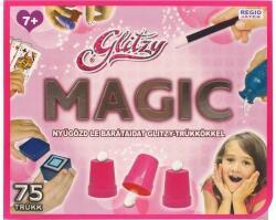 Glitzy Magic bűvészdoboz lányoknak 75 trükkel