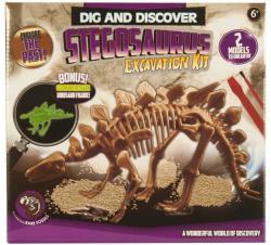 MK Toys Dinoszaurusz régész készlet - Stegosaurus (MKF433182)