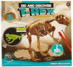MK Toys Dinoszaurusz régész készlet - T-Rex (MKF433191)