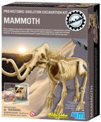 4M Kidz Labs - Régészeti játék dobozban - Mammut