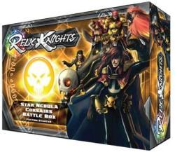 Relic Knights Star Nebula Corsairs Battle Box
