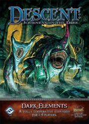 Descent: Journeys in the Dark (2nd edition) - Dark Elements kiegészítő