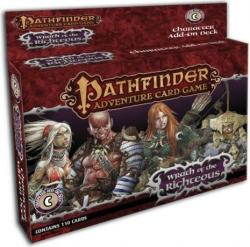 Pathfinder Adventure Card Game: Wrath of the Righteous Character Add-On kiegészítő