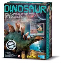 4M Régészeti játék dobozban - Stegosaurus