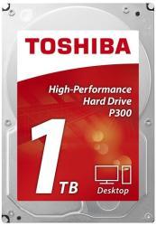 Toshiba P300 3.5 1TB 7200rpm 64MB SATA3 HDWD110UZSVA
