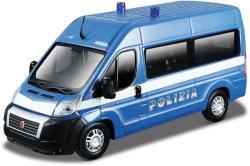 Bburago Masina de politie Fiat Ducato (32012)