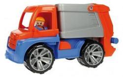LENA Truxx - Masina de gunoi din plastic cu figurina 29cm (LE04416)