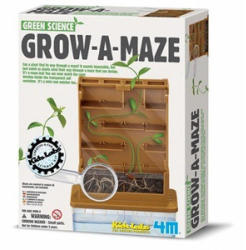 4M Kidz Labs - Green Science - Bab labirintus (00-03352)