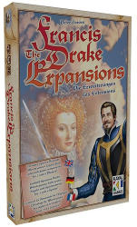 Eagle Games Francis Drake: The Expansions