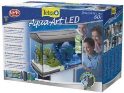 Tetra Discovery Line AquaArt LED White Edition szett (60L)