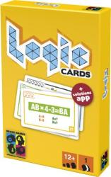 Brain Games Logic Cards - sárga