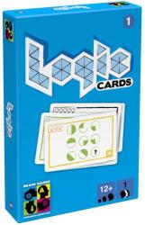 Brain Games Logic Cards - kék