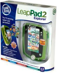 LeapFrog LeapPad2 Explorer - Tableta verde (LEAP32610)