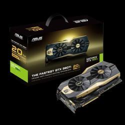 ASUS GeForce GTX 980 Ti 6GB GDDR5 384bit PCI-E (GOLD20TH-GTX980TI-P-6G-GAMING)