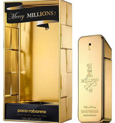Paco Rabanne 1 Million Merry Millions EDT 100ml