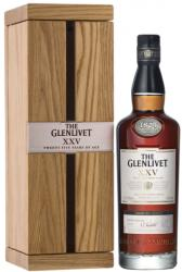 THE GLENLIVET XXV 25 Years Whiskey 0,7L 43%