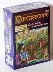 Carcassonne - Graf König und Konsorten