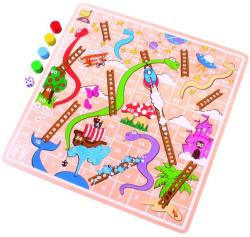 Bigjigs Toys Kígyók és létrák