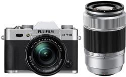 Fujifilm X-T10 + 16-50mm + 50-230mm