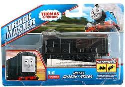 Mattel Fisher-Price Thomas Track Master motorizált Diesel mozdony