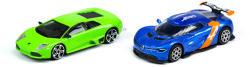 Bburago Lamborghini Murciélago LP640 és Renault Alpine A110-50 1:43