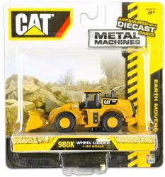 Toy State CAT: Fém munkagépek - 980K kerekes rakodó 1:94