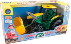 LENA Nagy markolós traktor dobozban (02057)