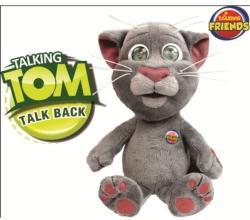 Dragon-i Toys Talking Tom - Motanul vorbaret (DRAG80802T)