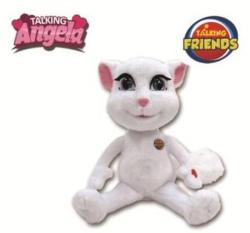 Dragon-i Toys Talking Angela - Pisica vorbareata (DRAG80802A)