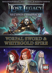 Lost Legacy: Second Chronicle - Vorpal Sword & Whitegold Spire