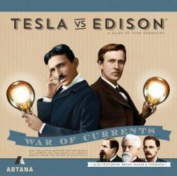Tesla vs Edison: War of Currents