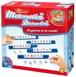 D-Toys Matematica Distractiva- Joc educativ (67180)