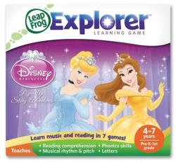 LeapFrog Explorer: Printesele Disney - Software Educational (LEAP39041)