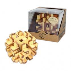 Fakopáncs Logikai dupla-keret - nagy, bambusz